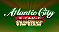Atlantic City Blackjack Gold by Microgaming