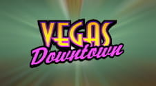 Vegas Downtown Blackjack by Microgaming